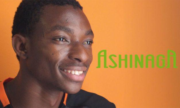 Bourse Ashinaga pour l'Afrique 2019