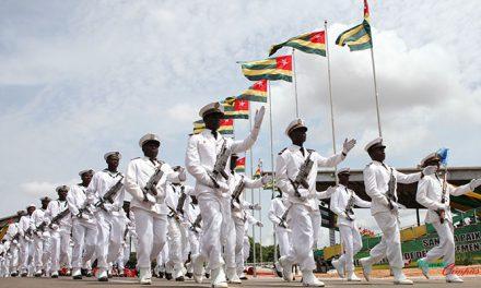 L'Armée Togolaise lance les concours