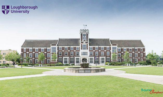 Bourse du Loughborough University