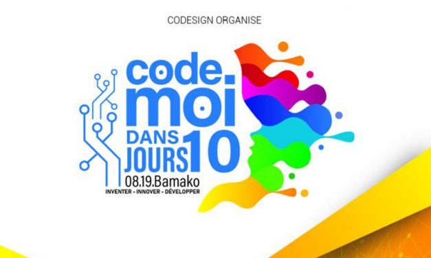Concours «CODE MOI DANS 10 JOURS»