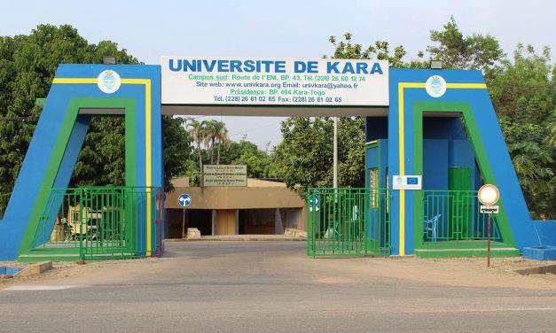 L'Université de Kara sécurise ses diplômes