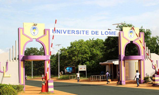 L'Université de Lomé recrute