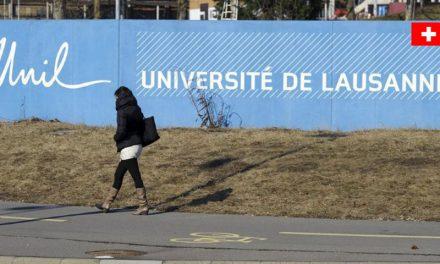 Bourses Master de l'Université de Lausanne (Suisse)