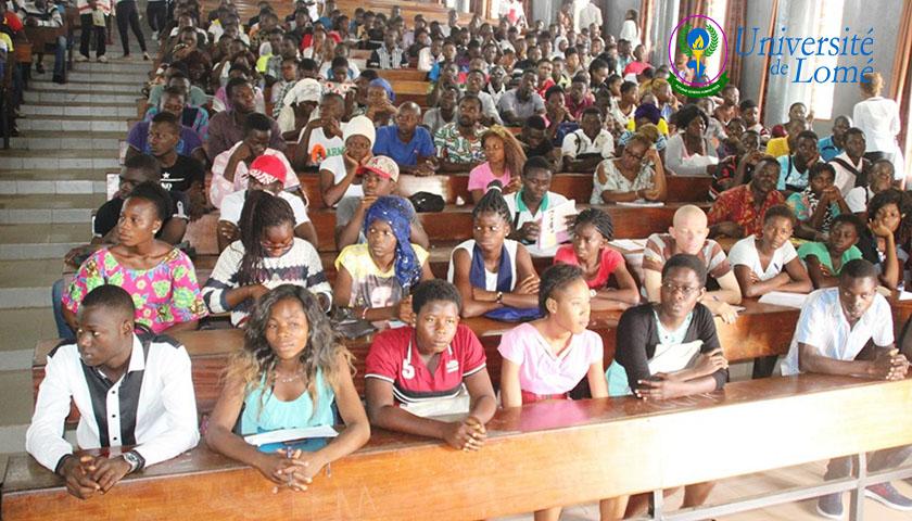 L'Université de Lomé convie les nouveaux bacheliers à une séance d'information