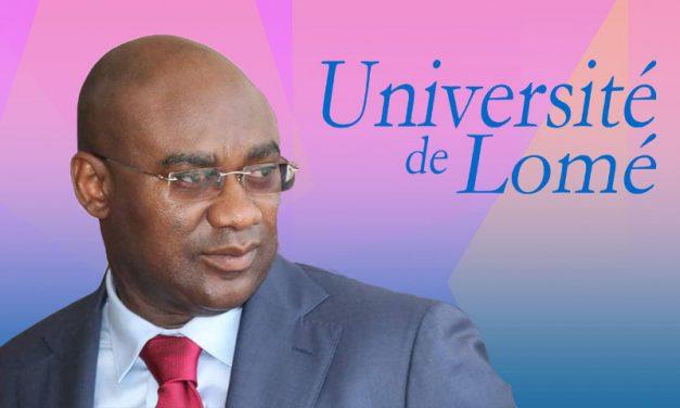 Le Président de l'Université de Lomé clarifie les frais de Licence Professionnelle