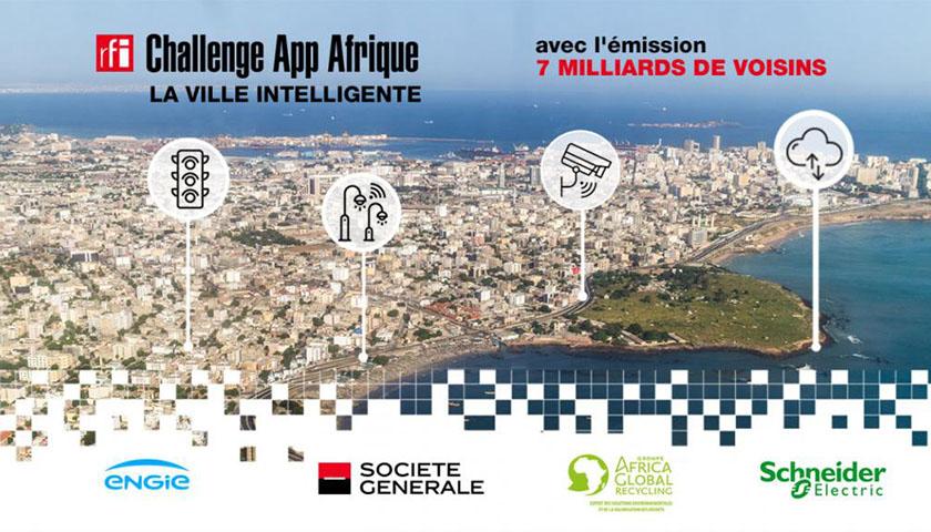 Prix concours RFI Challenge App Afrique