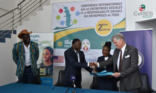 Le CeRES : Un centre de ressources au service des acteurs de l'entrepreneuriat social et de l'économie sociale et solidaire au Togo