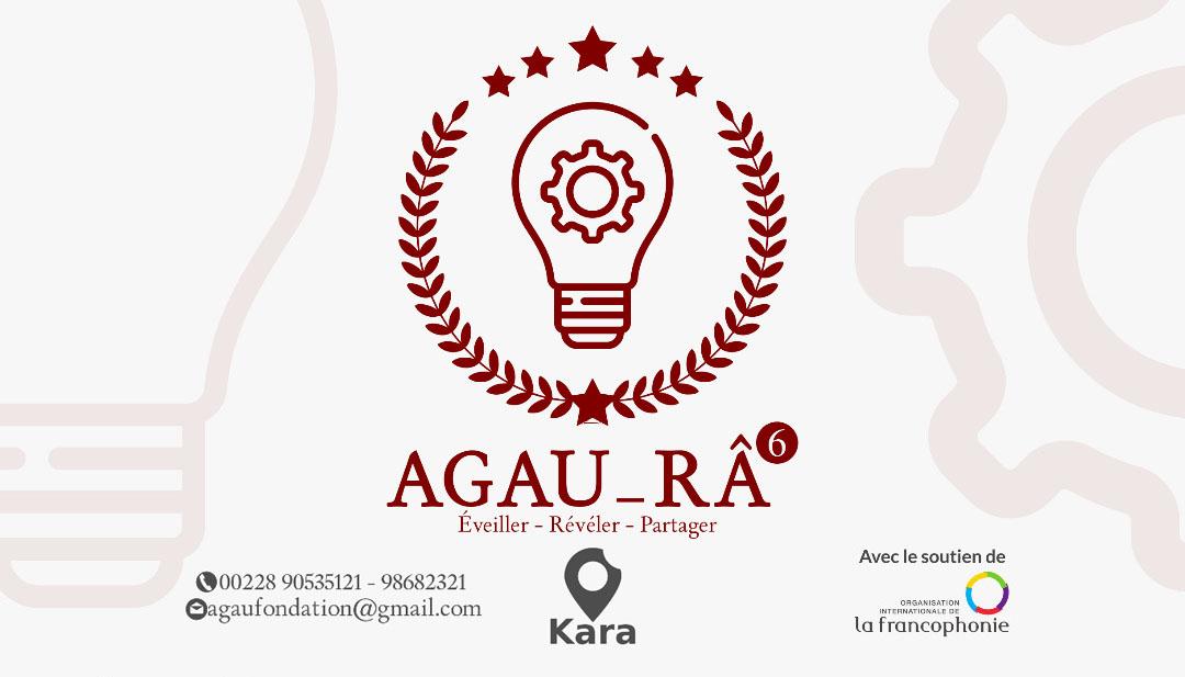 Appel à projets pour la 6ème Edition AGAU_RÂ de CUBE (Togo)