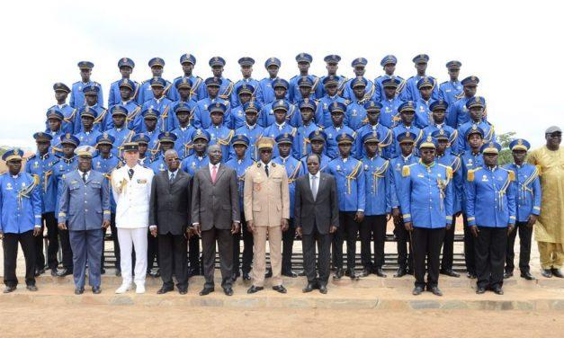 Concours d'entrée à l'Ecole des Officiers (Togo)
