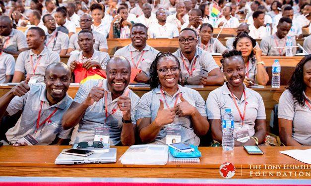 Appel à Candidatures au Programme d'entreprenariat TEF 2020 de la Fondation Tony Elumelu