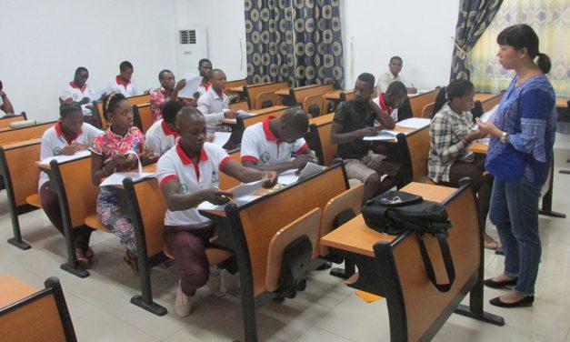 Licence professionnelle Langue et Culture Chinoises à l'Université de Lomé
